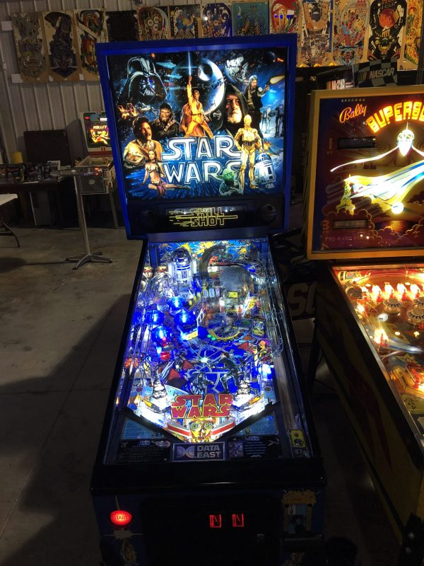Star Wars Pinball Machine in Green Bay, WI
