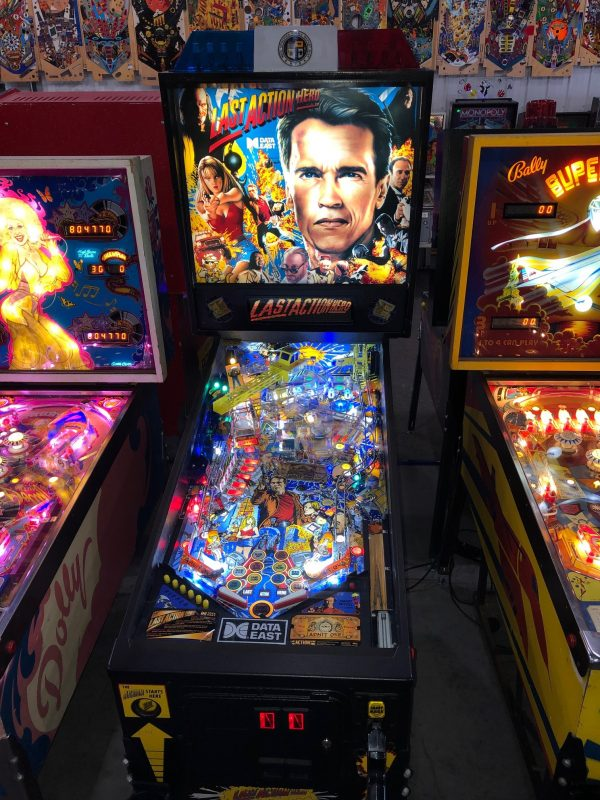 Last Action Hero Pinball Machine Green Bay, WI