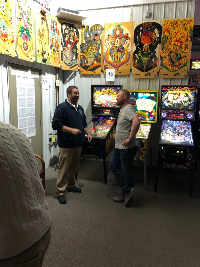 District 82 Pinball League