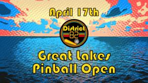 great lakes pinball tournament