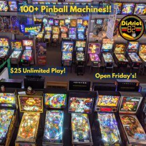 pinball machines green bay wisconsin