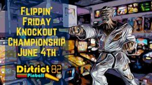 pinball tournament district 82 wisconsin