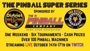 The Pinball Super Series 2021