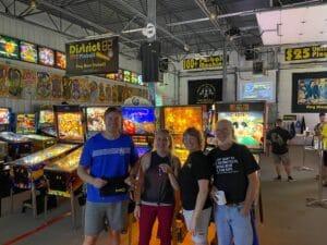 Stars Pinball Tournament Winners